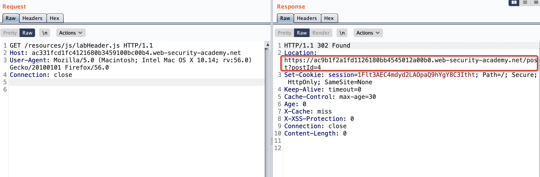 缓存js重定向到恶意地址
